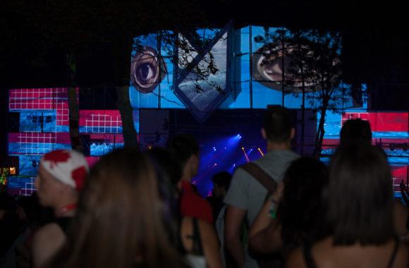 festival electro music