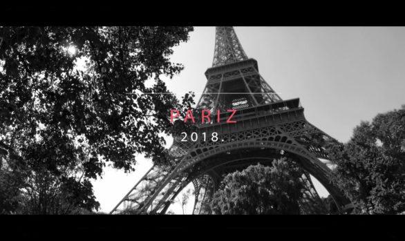 ",,INTERAKTIVNI MOZAIK VELIKOG RATA"" Francuska, Pariz 2018."